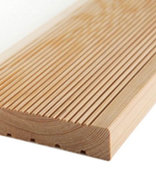 Larch Deck